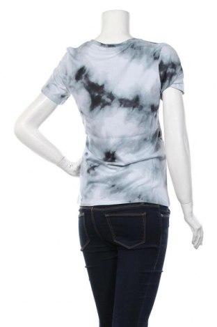Дамска тениска Desigual, Размер S, Цвят Сив, Памук, Цена 51,75лв.