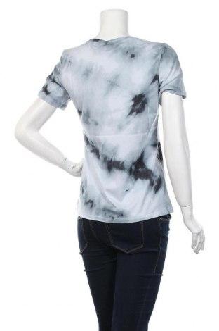 Дамска тениска Desigual, Размер M, Цвят Сив, Памук, Цена 34,50лв.