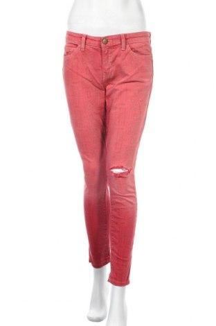 Γυναικείο Τζίν Current/Elliott, Μέγεθος M, Χρώμα Ρόζ , 98% βαμβάκι, 2% ελαστάνη, Τιμή 25,12€