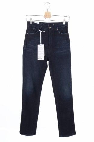 Γυναικείο Τζίν Dondup, Μέγεθος XS, Χρώμα Μπλέ, 83% βαμβάκι, 4% ελαστάνη, 12% μοντάλ, 1% ελαστάνη, Τιμή 42,24€