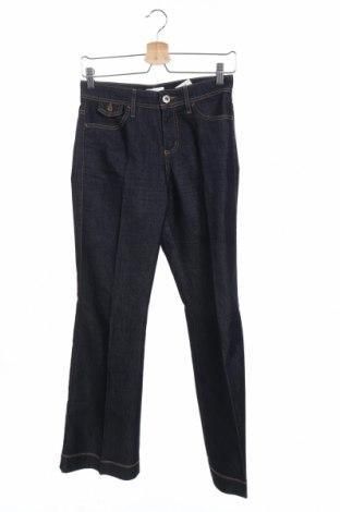 Дамски дънки Mac, Размер XS, Цвят Син, 70% памук, 30% полиестер, Цена 9,28лв.