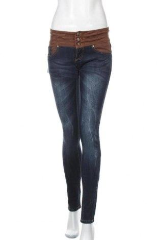 Γυναικείο Τζίν My Christy, Μέγεθος S, Χρώμα Μπλέ, 95% βαμβάκι, 5% ελαστάνη, Τιμή 28,06€