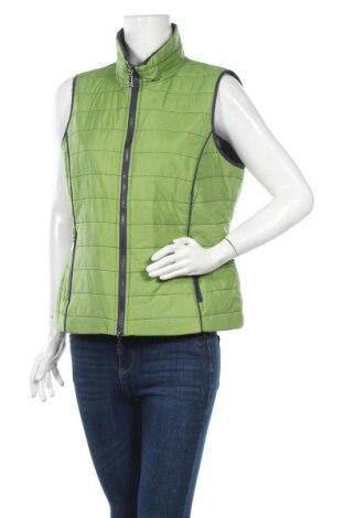 Дамски елек Rabe, Размер L, Цвят Зелен, Полиестер, Цена 17,64лв.