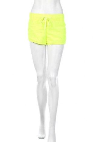 Γυναικείο κοντό παντελόνι H&M, Μέγεθος XS, Χρώμα Πράσινο, Πολυεστέρας, Τιμή 6,24€