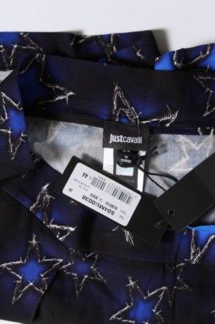 Γυναικείο κοντό παντελόνι Just Cavalli, Μέγεθος M, Χρώμα Πολύχρωμο, Βισκόζη, Τιμή 76,26€
