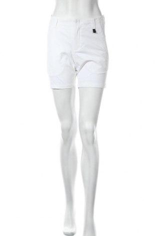 Γυναικείο κοντό παντελόνι Peak Performance, Μέγεθος S, Χρώμα Λευκό, 94% πολυαμίδη, 4% ελαστάνη, Τιμή 11,47€