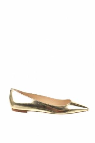 Γυναικεία παπούτσια Jimmy Choo, Μέγεθος 36, Χρώμα Χρυσαφί, Γνήσιο δέρμα, Τιμή 191,44€