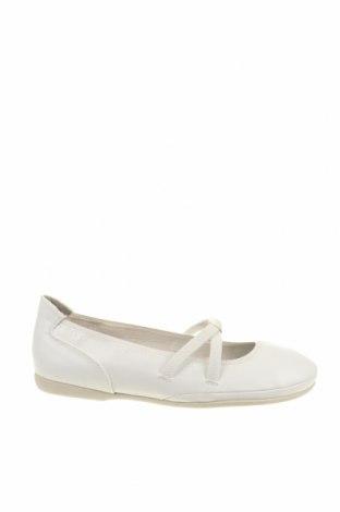 Γυναικεία παπούτσια Marco Tozzi, Μέγεθος 39, Χρώμα Λευκό, Γνήσιο δέρμα, Τιμή 35,57€