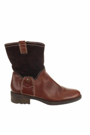 Γυναικεία παπούτσια Mark Adam, Μέγεθος 39, Χρώμα Καφέ, Γνήσιο δέρμα, φυσικό σουέτ, Τιμή 41,95€