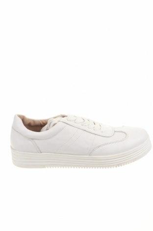 Γυναικεία παπούτσια Mohito, Μέγεθος 40, Χρώμα Λευκό, Γνήσιο δέρμα, Τιμή 28,10€