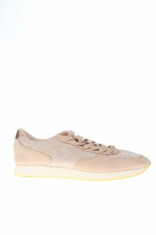 Γυναικεία παπούτσια Parfois, Μέγεθος 40, Χρώμα  Μπέζ, Κλωστοϋφαντουργικά προϊόντα, Τιμή 12,27€