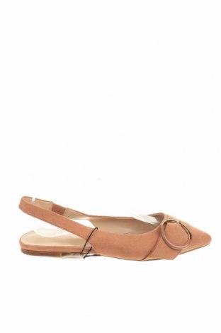 Дамски обувки Parfois, Размер 37, Цвят Розов, Текстил, Цена 22,42лв.