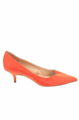 Γυναικεία παπούτσια Parfois, Μέγεθος 40, Χρώμα Πορτοκαλί, Κλωστοϋφαντουργικά προϊόντα, Τιμή 14,23€