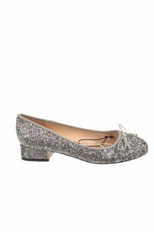 Γυναικεία παπούτσια Parfois, Μέγεθος 36, Χρώμα Γκρί, Κλωστοϋφαντουργικά προϊόντα, Τιμή 10,64€