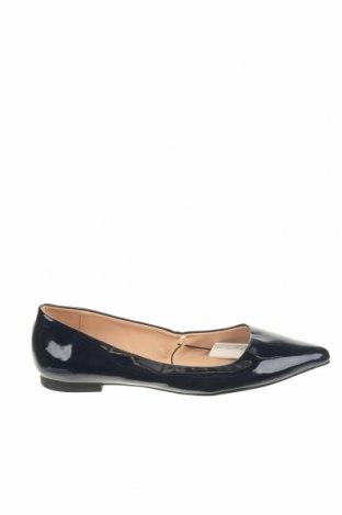 Γυναικεία παπούτσια Parfois, Μέγεθος 36, Χρώμα Μπλέ, Δερματίνη, Τιμή 8,51€