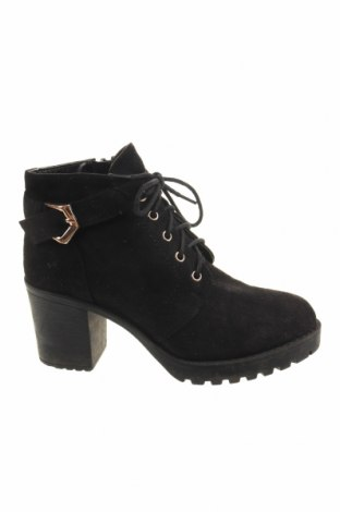 Γυναικεία παπούτσια Rainbow, Μέγεθος 38, Χρώμα Μαύρο, Κλωστοϋφαντουργικά προϊόντα, Τιμή 14,29€