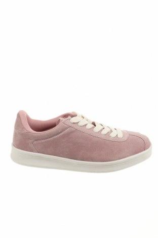Γυναικεία παπούτσια Reserved, Μέγεθος 36, Χρώμα Ρόζ , Φυσικό σουέτ, Τιμή 24,95€