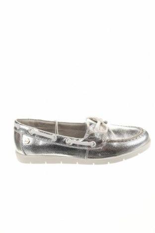 Γυναικεία παπούτσια Xti, Μέγεθος 37, Χρώμα Ασημί, Δερματίνη, Τιμή 9,12€