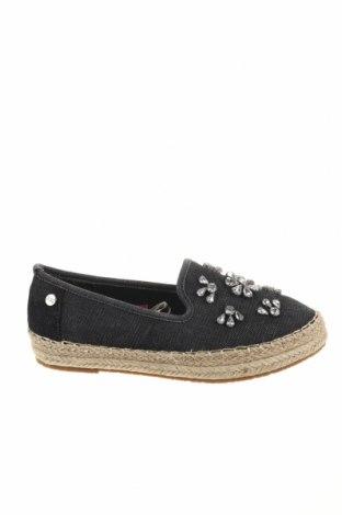 Γυναικεία παπούτσια Xti, Μέγεθος 37, Χρώμα Μαύρο, Κλωστοϋφαντουργικά προϊόντα, Τιμή 8,51€