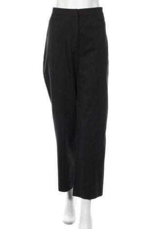 Дамски панталон & Other Stories, Размер L, Цвят Черен, 95% памук, 5% еластан, Цена 41,76лв.