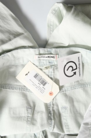 Дамски панталон Billabong, Размер M, Цвят Син, Лиосел, Цена 23,56лв.