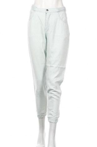 Дамски панталон Billabong, Размер L, Цвят Син, Лиосел, Цена 23,56лв.