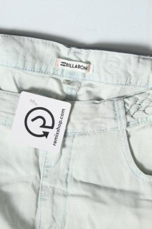 Дамски панталон Billabong, Размер M, Цвят Син, Лиосел, Цена 26,55лв.