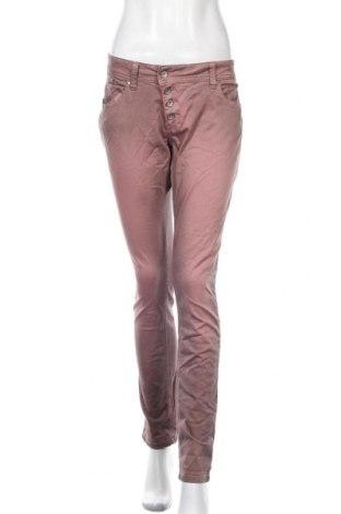 Γυναικείο παντελόνι Buena Vista, Μέγεθος M, Χρώμα Ρόζ , 98% βαμβάκι, 2% ελαστάνη, Τιμή 6,24€