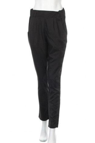 Γυναικείο παντελόνι Cathrine Hammel, Μέγεθος S, Χρώμα Μαύρο, 97% πολυεστέρας, 3% ελαστάνη, Τιμή 13,09€