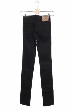 Дамски панталон Cimarron, Размер XXS, Цвят Черен, 97% памук, 3% еластан, Цена 20,06лв.