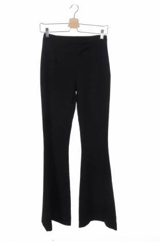 Γυναικείο παντελόνι Denny Rose, Μέγεθος XS, Χρώμα Μαύρο, 93% πολυεστέρας, 7% ελαστάνη, Τιμή 45,08€