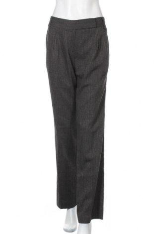 Дамски панталон Just B, Размер L, Цвят Сив, 44% памук, 34% вискоза, 22% вълна, Цена 7,35лв.