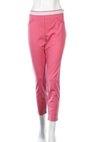 Γυναικείο παντελόνι Laurel, Μέγεθος L, Χρώμα Ρόζ , 95% βαμβάκι, 5% ελαστάνη, Τιμή 49,18€