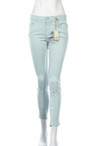 Γυναικείο παντελόνι MOS MOSH, Μέγεθος S, Χρώμα Μπλέ, 44% lyocell, 34% βαμβάκι, 2% ελαστάνη, Τιμή 54,88€