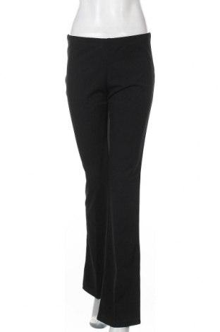 Γυναικείο παντελόνι Nuna Lie, Μέγεθος XL, Χρώμα Μαύρο, 95% πολυεστέρας, 5% ελαστάνη, Τιμή 17,28€