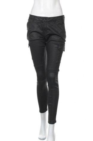 Γυναικείο παντελόνι Pepe Jeans, Μέγεθος M, Χρώμα Μαύρο, Τιμή 18,71€