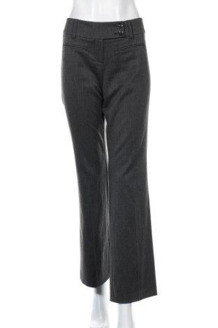 Дамски панталон S.Oliver, Размер M, Цвят Сив, 65% полиестер, 32% вискоза, 3% еластан, Цена 5,60лв.