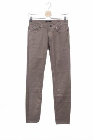 Дамски панталон Set, Размер S, Цвят Бежов, 98% памук, 2% еластан, Цена 7,37лв.