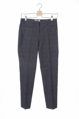 Дамски панталон Stefanel, Размер XS, Цвят Сив, 62% полиамид, 26% памук, 8% полиамид, 4% еластан, Цена 38,40лв.