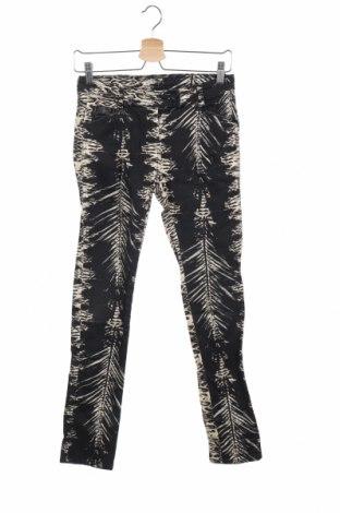 Дамски панталон Women Dept, Размер S, Цвят Черен, 97% памук, 3% еластан, Цена 13,34лв.