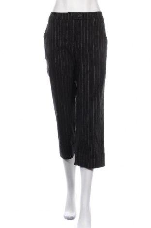 Дамски панталон Yessica, Размер L, Цвят Черен, 71% вискоза, 24% полиамид, 4% еластан, 1% полиестер, Цена 7,09лв.