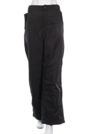 Γυναίκειο παντελόνι για χειμερινά σπορ Athletic Works, Μέγεθος XXL, Χρώμα Μαύρο, Πολυεστέρας, Τιμή 13,51€