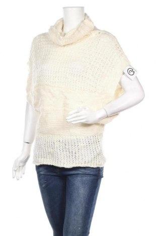 Дамски пуловер Sws, Размер S, Цвят Бял, Цена 6,30лв.