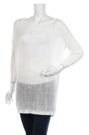 Γυναικείο πουλόβερ, Μέγεθος M, Χρώμα Λευκό, Τιμή 5,91€