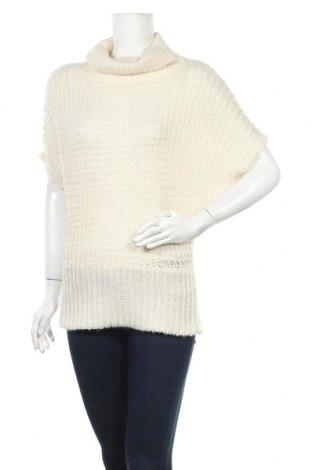 Γυναικείο πουλόβερ, Μέγεθος L, Χρώμα Λευκό, Ακρυλικό, Τιμή 13,45€
