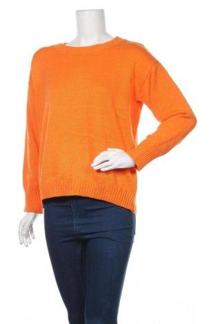 Γυναικείο πουλόβερ, Μέγεθος M, Χρώμα Πορτοκαλί, Τιμή 15,43€