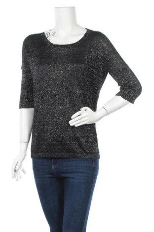Дамски пуловер, Размер M, Цвят Черен, Цена 5,78лв.