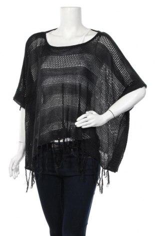 Дамски пуловер, Размер M, Цвят Черен, Цена 5,95лв.