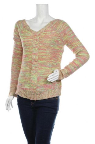 Дамски пуловер, Размер M, Цвят Многоцветен, Цена 8,45лв.