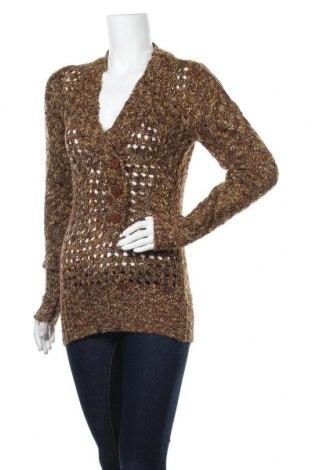 Дамски пуловер, Размер L, Цвят Многоцветен, 88% акрил, 12% полиестер, Цена 6,83лв.